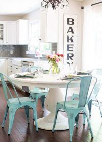 Top 25+ best Turquoise Kitchen Tables ideas on Pinterest