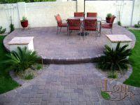 Belgard paver stone patio in Scottsdale, AZ. - www ...