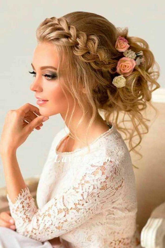 25 Best Ideas About Beach Wedding Hair On Pinterest Beach