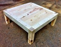 Build Your Own Coffee Table Ana White - WoodWorking ...