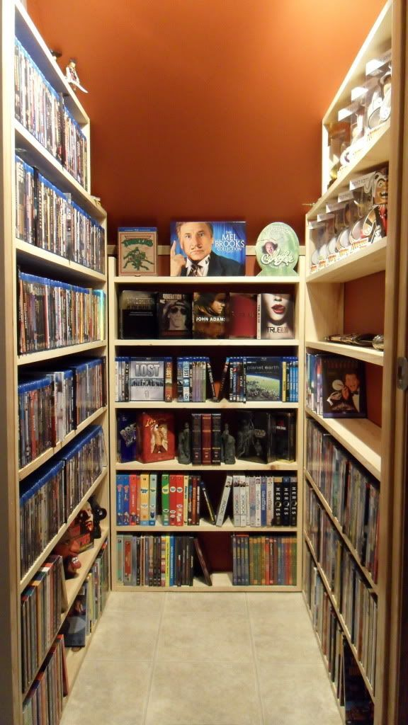 Store your dvd in a stylish way  CDDVD Organizers