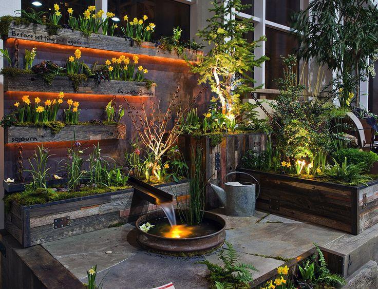 25 Best Ideas About Wassertank Garten On Pinterest Wachsende