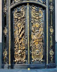 321 best images about Mystical Gates and Doors on ...
