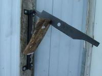 Kindling Wood Splitter that I made. | TharpForge ...