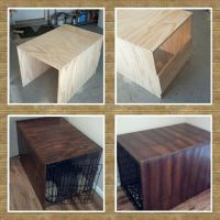 Best 25+ Dog Crate Table ideas on Pinterest | Dog crate ...