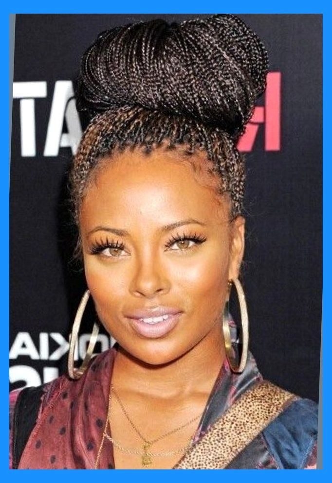 25 Best Ideas about Micro Braids Hairstyles on Pinterest