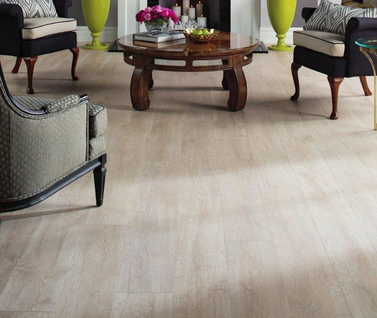 Quick Step White Laminate Flooring