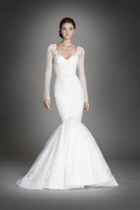 Lazaro Fall 2015 Wedding Dresses - The elegant gowns