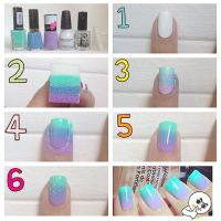 25+ best ideas about Ombre nail art on Pinterest | Ombre ...
