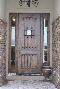 25+ Best Ideas about Entry Doors on Pinterest