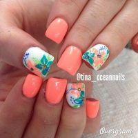 25+ best ideas about Hawaii nails on Pinterest | Beach ...