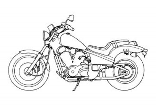 43 best images about Honda Shadow vt600 on Pinterest