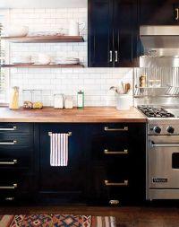 Best 25+ Navy Blue Kitchens ideas on Pinterest   Navy blue ...
