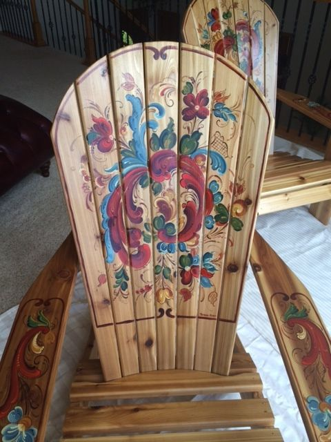 ideas for painting adirondack chairs plastic target 992 best images about my norwegian heritage on pinterest | traditional, folk art and folklore