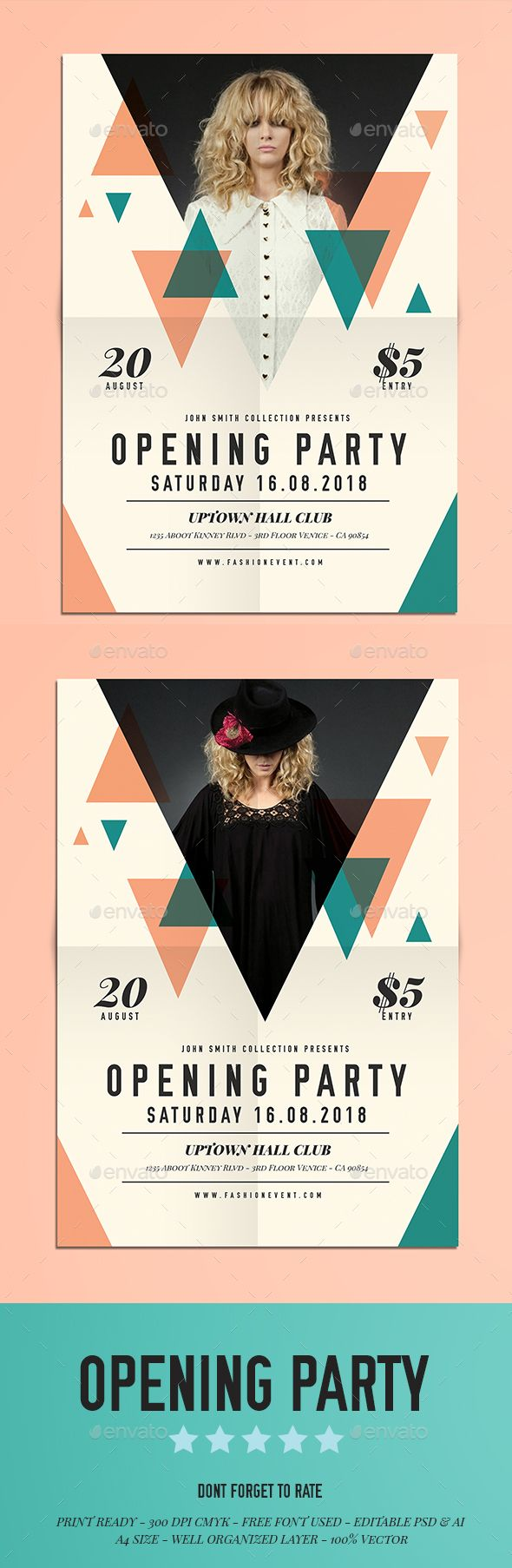 25 Best Ideas about Event Flyers on Pinterest  Event template Event flyer templates and