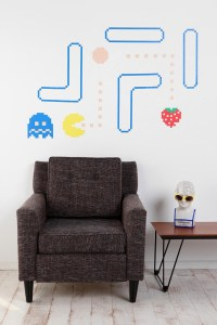 Pac-Man Wall Decals | Wall Decals, Decals and Pac Man