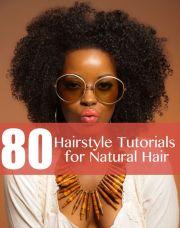 hairstyle tutorials natural