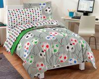 Soccer Ball Comforter Bedding Set #kidsroomstore | Little ...