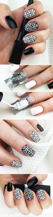 line nail design ideas