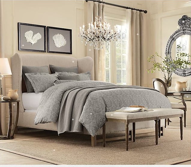 17 Best images about Restoration Hardware Bedrooms on