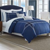 1000+ ideas about Blue Comforter on Pinterest
