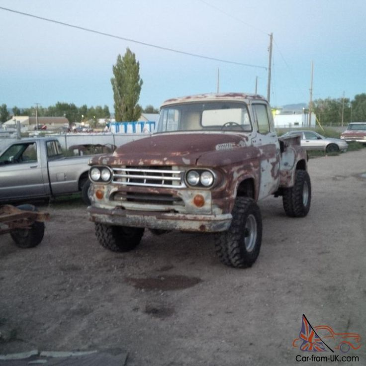 Axle Photo 35629999 New Power Wagon Axles In An Early Dodge Ram