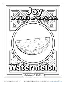 59 best Bible Lesson: Fruit of the Spirit images on Pinterest