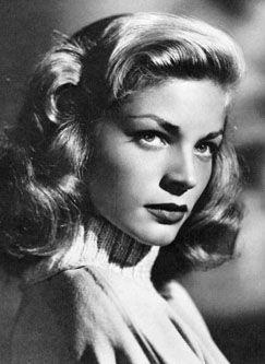 Lauren Bacall: THE definiti