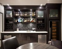 25+ best ideas about Contemporary Bar on Pinterest | Wet ...