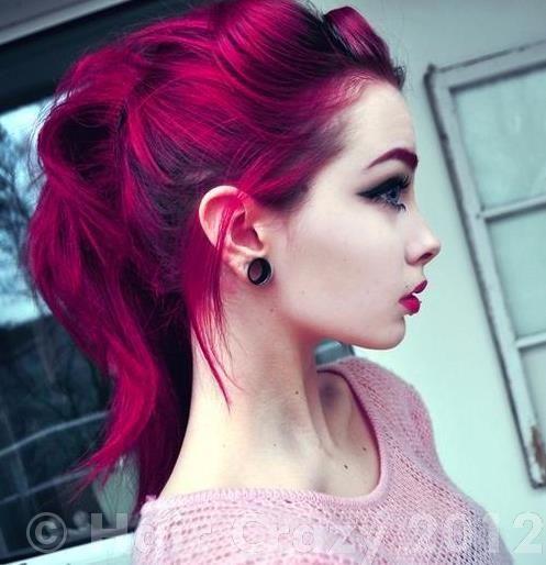 Die Besten 25 Emo Haarfarbe Ideen Auf Pinterest