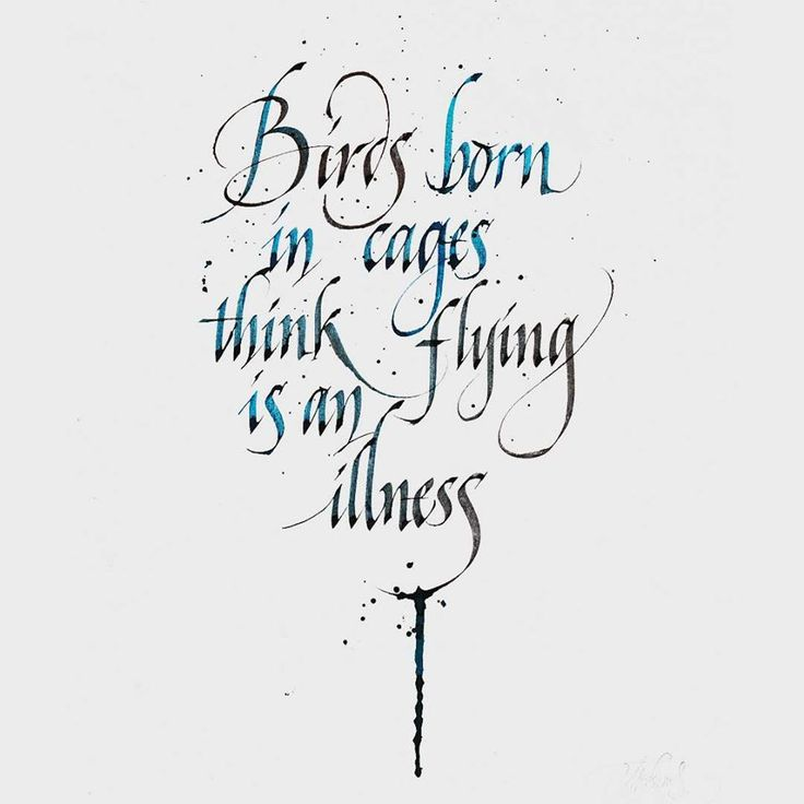 17 Best images about Calligraphy project on Pinterest
