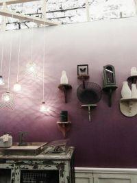 Purple ombre walls- gorgeous! | H O U S E | Pinterest ...