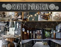 Rustic Industrial new home dcor trend for 2013 ...