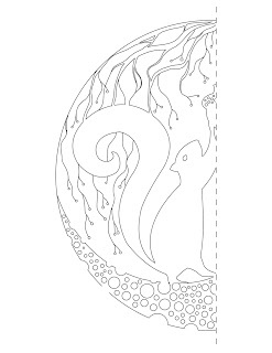 110 best images about Paper Cutting Patterns on Pinterest