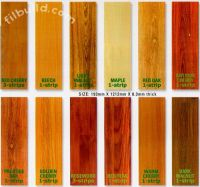 High Density Fiberboard (HDF) / Laminated Flooring by ...
