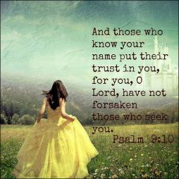 Image result for psalm 9:10
