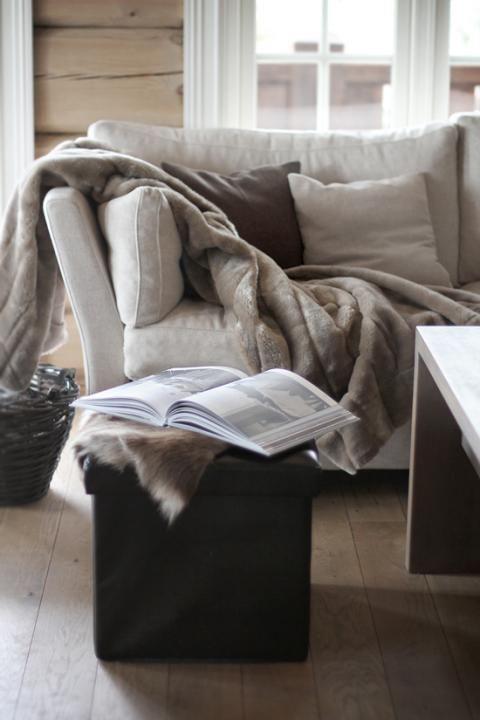 cozy spot: