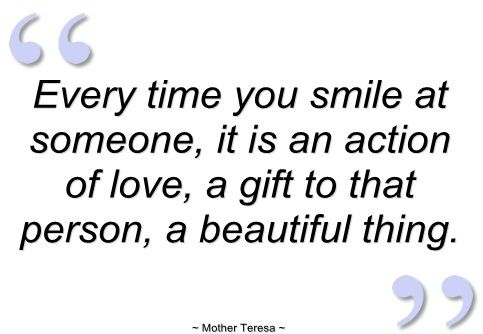 17 Best images about Mother Teresa's Quotes on Pinterest
