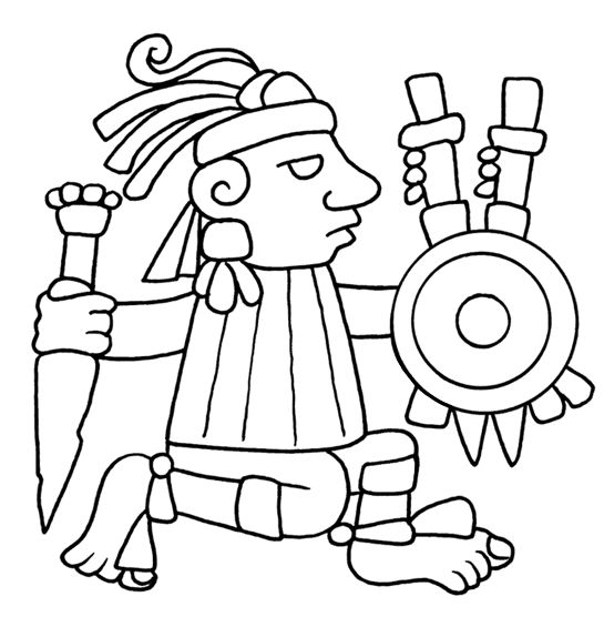 17 Best images about Mayan Art for kids on Pinterest