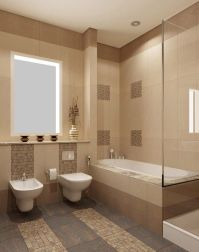 Book Of Brown And Beige Bathroom Tiles In Thailand By ...