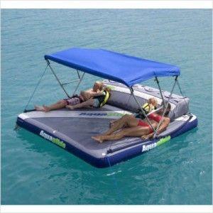 Aquaglide Airport Raft / Bo