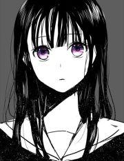 anime girl #anime #manga