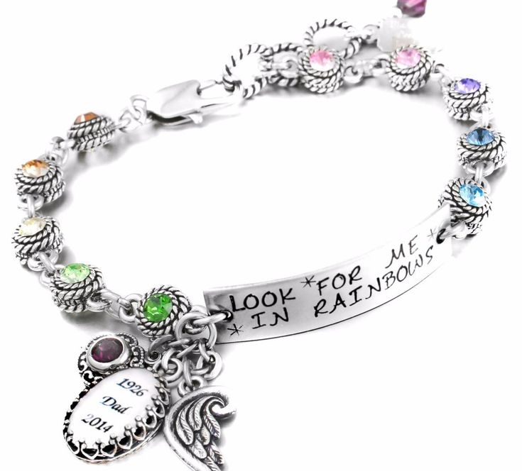 17 Best images about ID Bar Bracelets on Pinterest