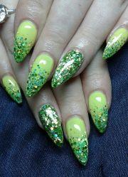1000 ideas almond nail art
