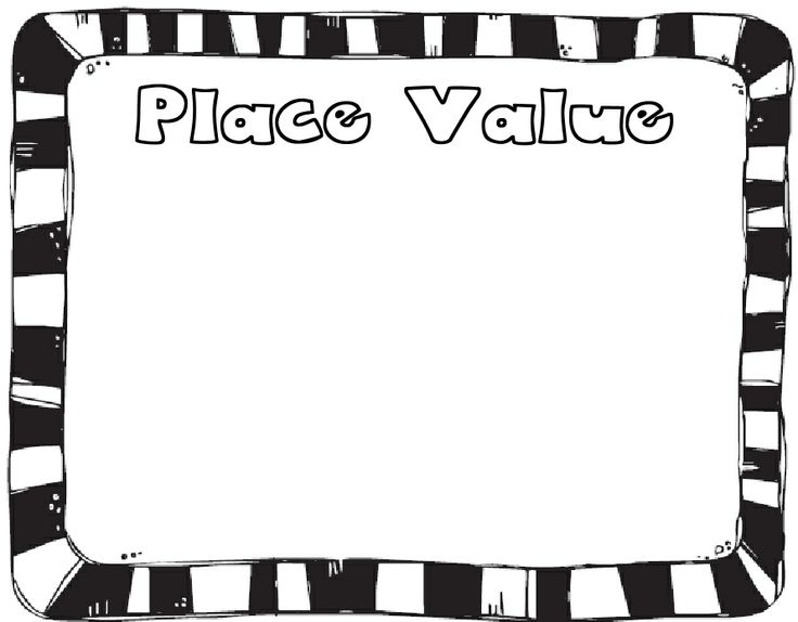 Only best 25+ ideas about Place Value Poster on Pinterest