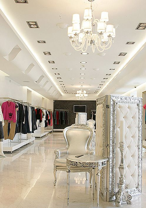 25 Best Ideas About Clothing Boutique Interior On Pinterest