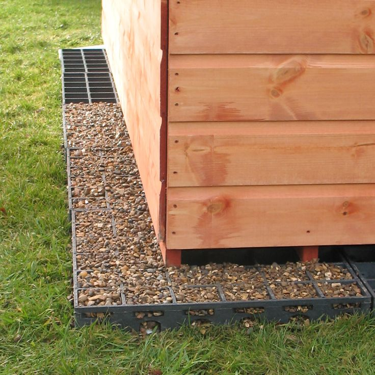 25 Best Ideas About Shed Base On Pinterest Diy Shed Building A