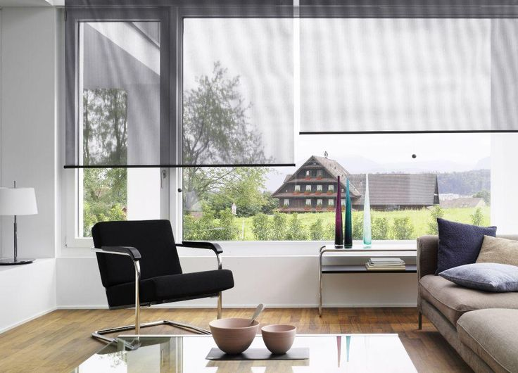 51 Best Images About Living Room Blinds Inspiration On Pinterest