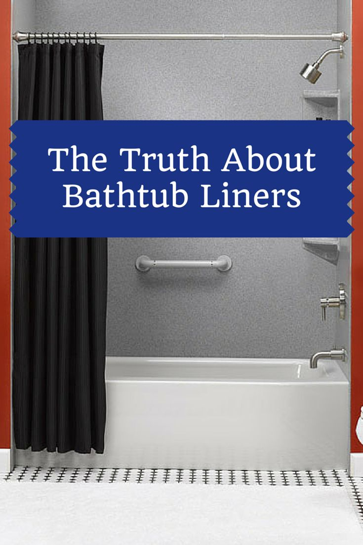 Before you choose a bathtub liner for your renovation project be sure to have all the right