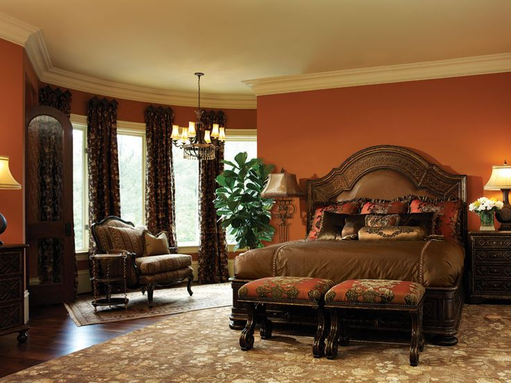 1000 ideas about Old World Bedroom on Pinterest  Tuscan